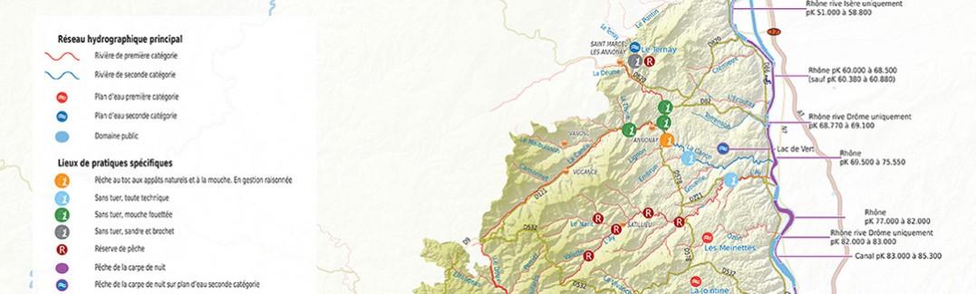 Guide de pêche de la fédération de pêche de l'Ardèche